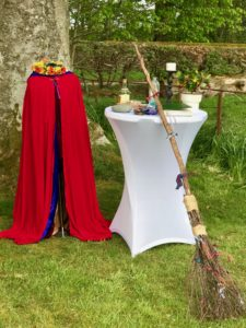 What is a Handfasting?